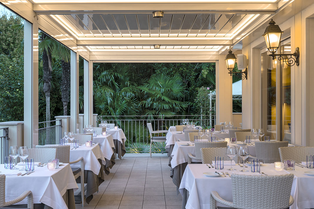 Hotel **** Villa Rosa